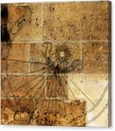 Sundial 1 Canvas Print