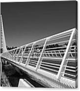 Sundial Bridge One Canvas Print