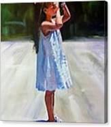 Sunny Outlook Canvas Print