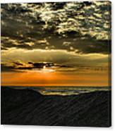 Sunrise Over Assateague II Canvas Print