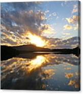 Sunrise Solice Canvas Print