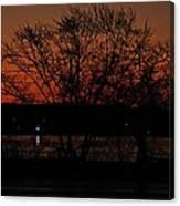 Sunrise Vi Canvas Print