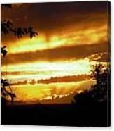 Sunset 24 Canvas Print