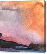Sunset 36 Canvas Print