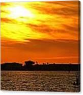 Sunset Viii Canvas Print
