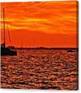 Sunset Xxii Canvas Print