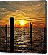 Sunset Xxviii Canvas Print