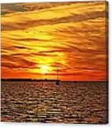 Sunset Xxxi Canvas Print