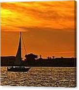 Sunset Xxxiii Canvas Print