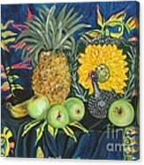 Sunshine Cloth Sunshine Pot Canvas Print