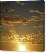 Sunshine Moment Canvas Print