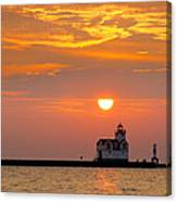 Supraliminal Sunrise Canvas Print