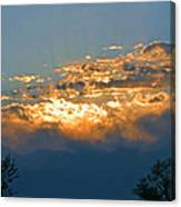Supreem Sunset I Canvas Print