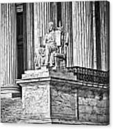 Supreme Court Building 1 Canvas Print