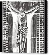 Supreme Sacrifice Canvas Print