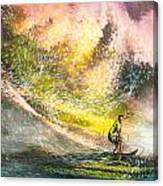 Surfscape 02 Canvas Print