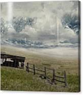 Surreal Landscape Canvas Print