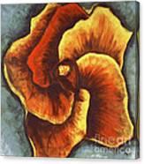Decorative Surrealist Hibiscus Flower For Unique Home Decor Canvas Print