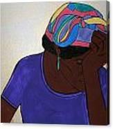 Survivor Canvas Print