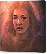 Susan 1980 B Canvas Print