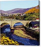 Sutherland Scotland Canvas Print