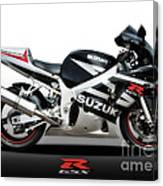 Suzuki Gsx-r Canvas Print