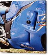 Suzuki Hayabusa Canvas Print