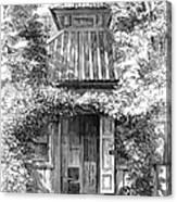 Swedenborgs Cottage Canvas Print