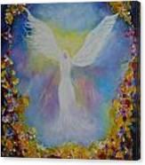 Sweet Angel Canvas Print
