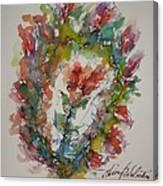 Sweet Surrender Canvas Print