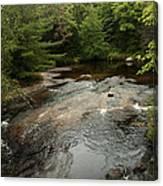 Swift River Canvas Print