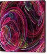 Swirling Energy Canvas Print