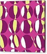 Swirly Stripe Canvas Print