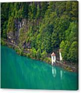 Switzerland - Lake Canvas Print
