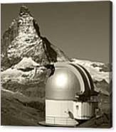 Switzerland - Matterhorn Canvas Print