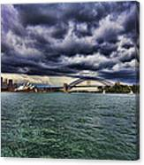 Sydney Symphony Canvas Print
