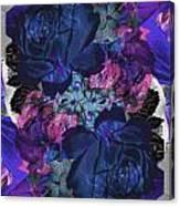 Symetry Rose Garden Canvas Print