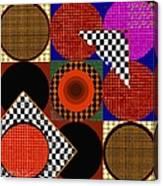 Symmetrica 144 Canvas Print