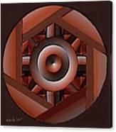 Symmetrica 217 Canvas Print