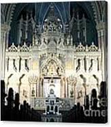 Synagogue Canvas Print