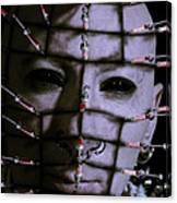 Syringe Head Canvas Print
