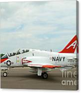 T-45 Goeshawk 4 Canvas Print