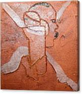 Taata - Tile Canvas Print