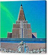 Tabernacle Dream 1 Canvas Print