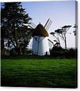 Tacumshane Windmill, Co Wexford, Ireland Canvas Print