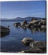 Tahoe Clarity Canvas Print