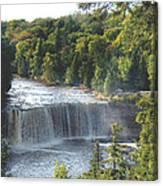 Tahquamenon Falls 1531 Canvas Print
