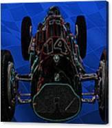 Talbot Lago T26c Body 110054 Canvas Print