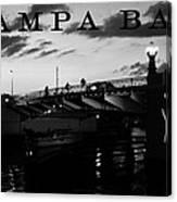 Tampa Bay Canvas Print