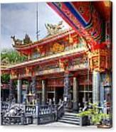 Taoist Temple 3 Canvas Print